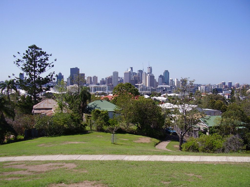 Brisbane City Highgate Hill Skyscrapercity